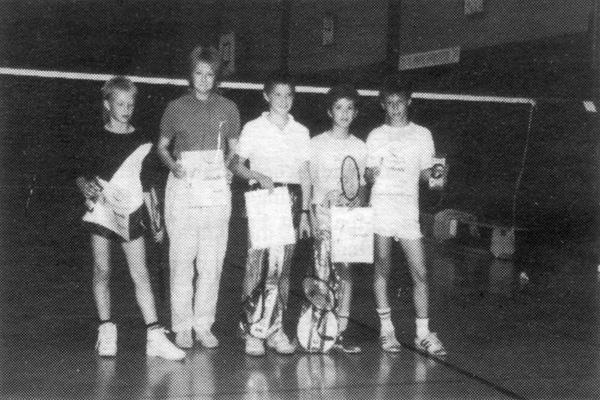 Teilnehmer Jugendturnier
